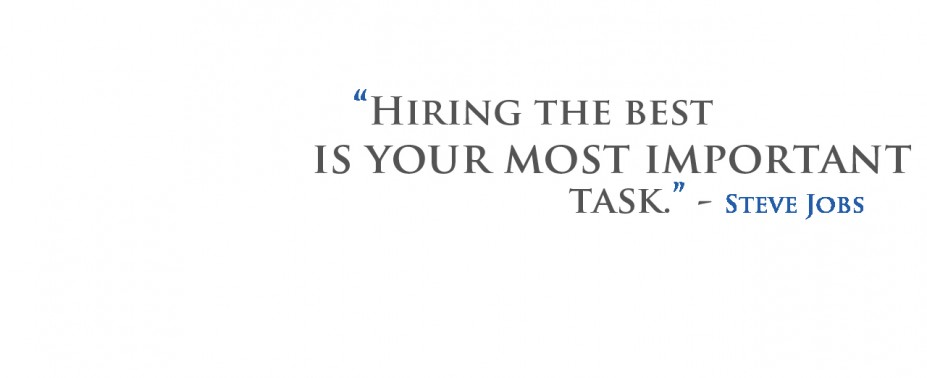 Steve Jobs Quote About Hiring People